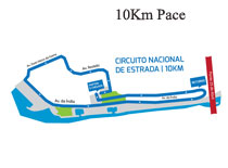 race course 10km